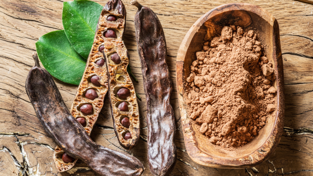 Carob Bean and Chips Image